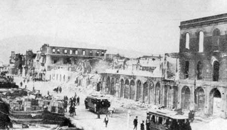 Μετά την καταστροφή της Σμύρνης