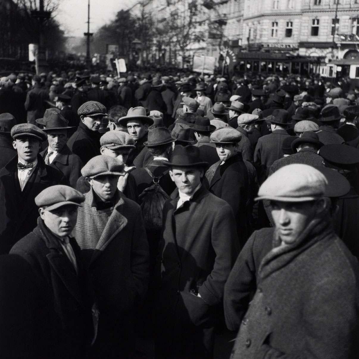 Εργάτες στο μεσοπόλεμο