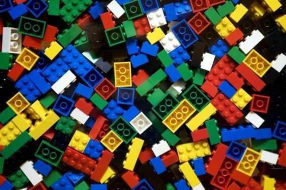 Τουβλάκια LEGO