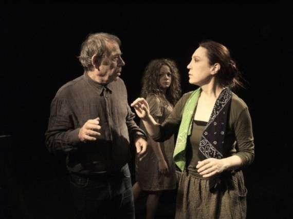 «Το Αμάρτημα της Μητρός μου» του Γεωργίου Βιζυηνού σε σκηνοθεσία Κωστή Καπελώνη