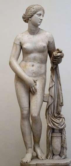 Η Αφροδίτη της Κνίδου, Συλλογή Ludovisi