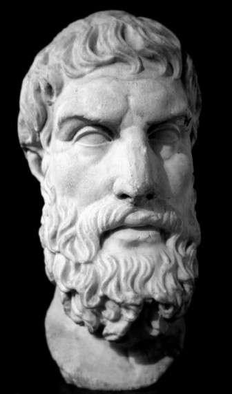 Ο Επίκουρος (341 π.Χ. - 270 π.Χ.) ήταν αρχαίος Έλληνας φιλόσοφος. Ίδρυσε δική του φιλοσοφική σχολή, εν ονόματι Κήπος του Επίκουρου, η οποία θεωρείται από τις πιο γνωστές σχολές της ελληνικής φιλοσοφίας.
