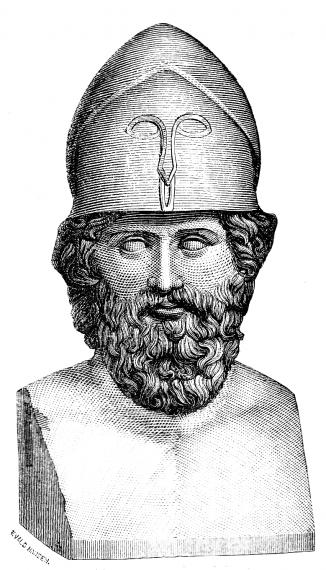 Ο Θεμιστοκλής του Νεοκλέους ο Φρεάριος (527 π.Χ. - 459 π.Χ.) ήταν αρχαίος Έλληνας πολιτικός και στρατηγός. Υπήρξε αρχηγός της δημοκρατικής παράταξης στην κλασική Αθήνα, έλαβε μέρος στη Μάχη του Μαραθώνα[1] το 490 π.Χ. και στη Ναυμαχία του Αρτεμισίου το 480 π.Χ.. Έμεινε όμως γνωστός ως ο θεμελιωτής της ναυτικής δύναμης της Αθήνας και ως ο κυριότερος συντελεστής της αποφασιστικής νίκης των Ελλήνων εναντίον των Περσών στη Ναυμαχία της Σαλαμίνας στις 22 Σεπτεμβρίου του 480 π.Χ.