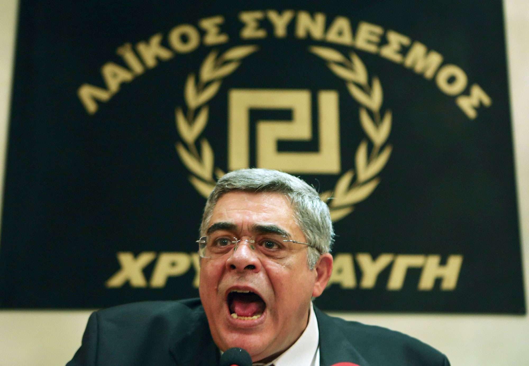 Συνελήφθη ο Νίκος Μιχαλολιάκος - Εντάλματα σύλληψης και για άλλους βουλευτές της Χ.Α.