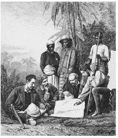 Διάφοροι εξερευνητές, όπως ο Χ. Στ. Μόρτον άνοιξαν τους πρώτους δρόμους για τους Ευρωπαίους αποίκους