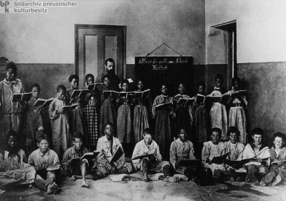 Η εκπαίδευση υπήρξε σημαντικό εργαλείο στον εξευρωπαϊσμό της Αφρικής