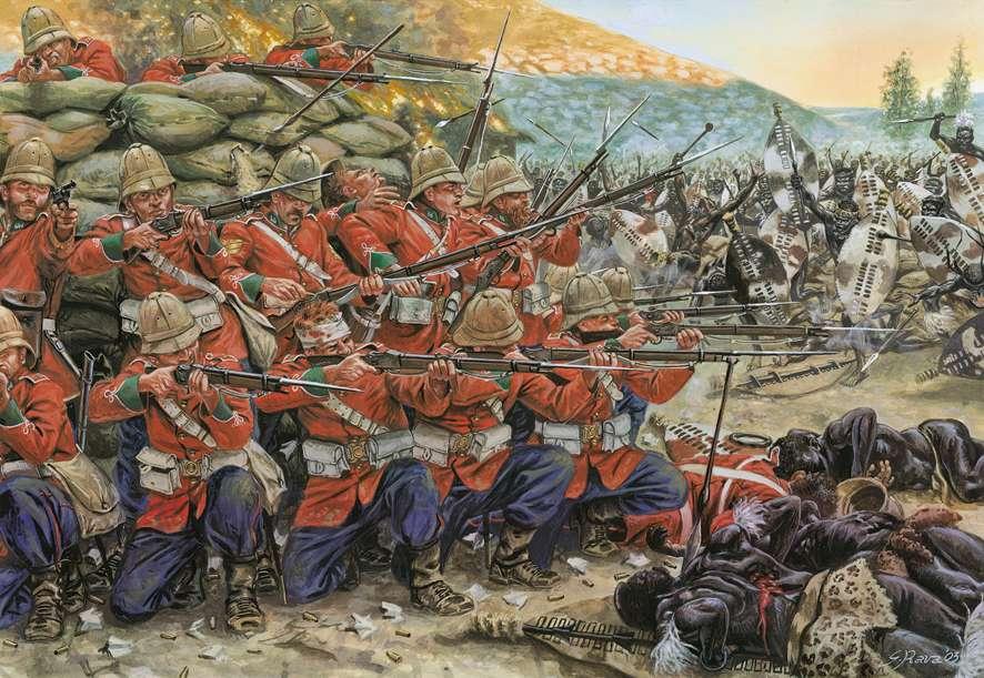 Η μάχη της Ιζαντλουάνα