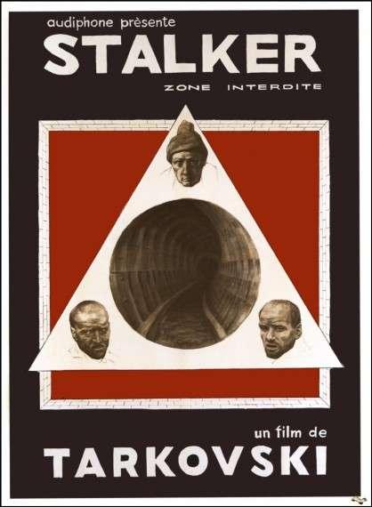 Αφίσα από ταινία του Αντρέι Ταρκόφσκι
