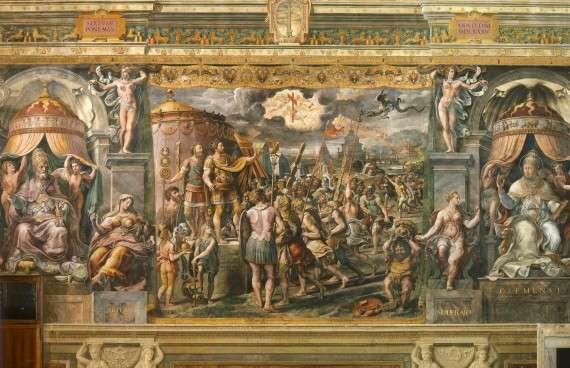 Viziunea Sfintei Cruci