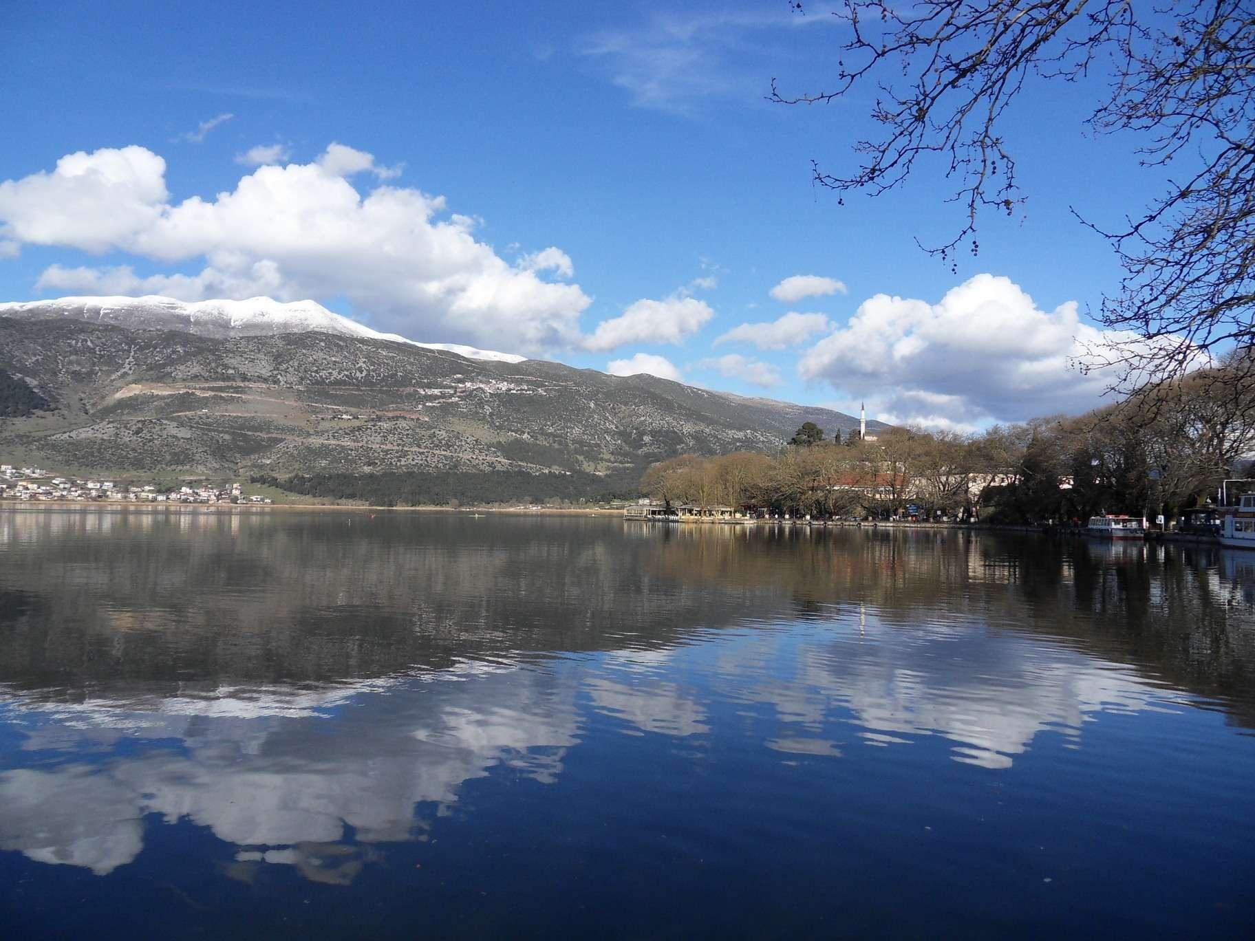 Λίμνη Ιωαννίνων
