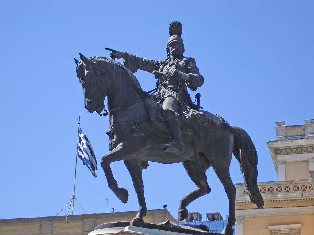 Ο Θεόδωρος Κολοκοτρώνης (3 Απριλίου 1770 - 4 Φεβρουαρίου 1843) ήταν αρχιστράτηγος και ηγετική μορφή της Επανάσταση του 1821, πολιτικός,πληρεξούσιος, σύμβουλος της Επικράτειας. Έμεινε γνωστός και ως Γέρος του Μοριά.
