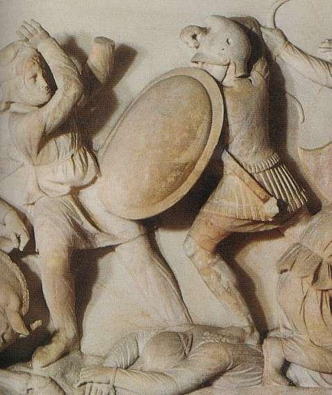 Πεζέταιρος της Μακεδονικής φάλαγγας
