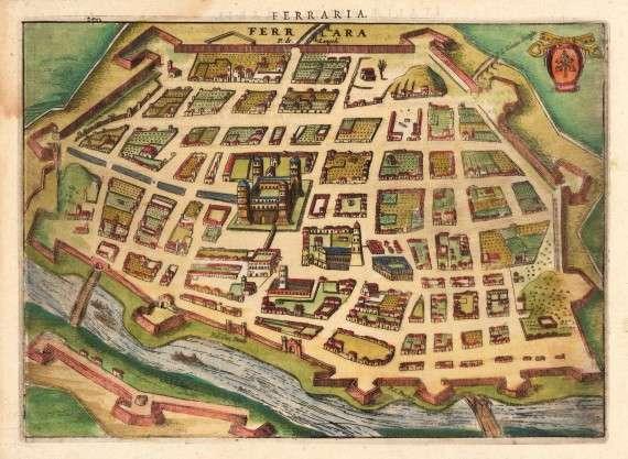 Ferrara, Leiden, Abraham Elsevir, 1627