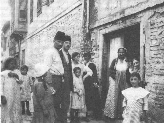 Εβραίοι της Θεσσαλονίκης