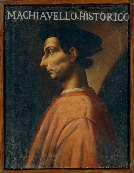 Ο Νικολό Μακιαβέλι (Niccolò di Bernardo dei Machiavelli) (3 Μαΐου 1469 - 21 Ιουνίου 1527), ήταν Ιταλός διπλωμάτης, πολιτικός στοχαστής και συγγραφέας.Πορτραίτο από τον Antonio Maria Crespi