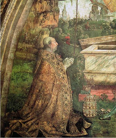Ο Αλέξανδρος ΣΤ΄ 1431 - 1503), ήταν ο 214ος Πάπας της Ρωμαιοκαθολικής εκκλησίας από το 1492 ως το θάνατό του. Είχε πολλά παιδιά, όλα νόθα.