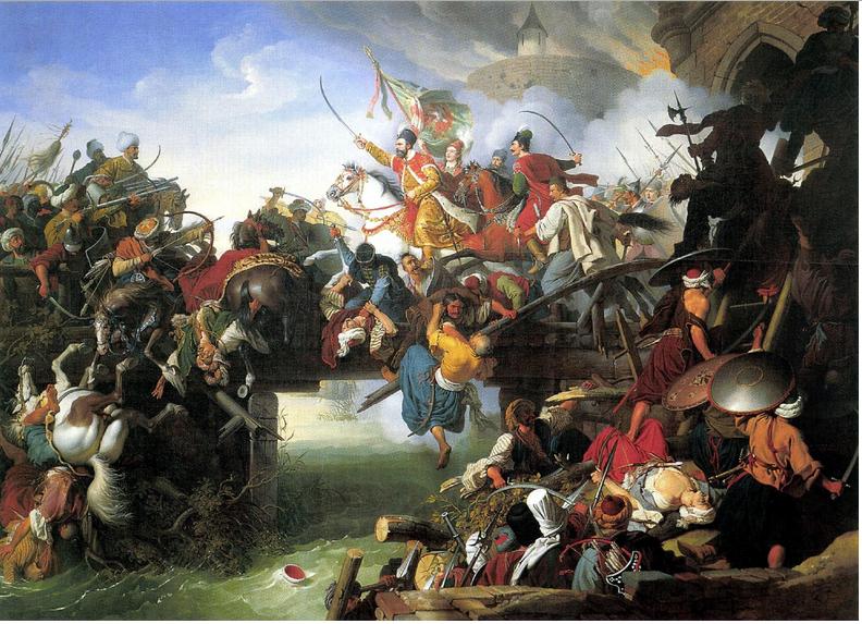 Siege of Szigetvar, 1566