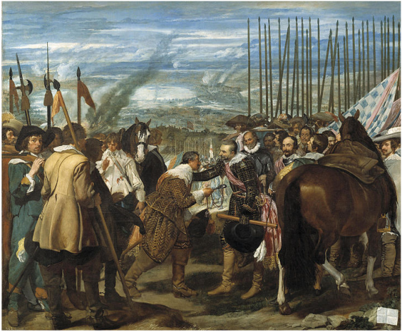 Siege of Breda, 1624