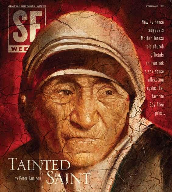 Εξώφυλο του SF Weekly