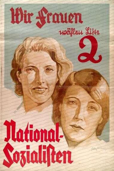 Αφίσα των ναζί