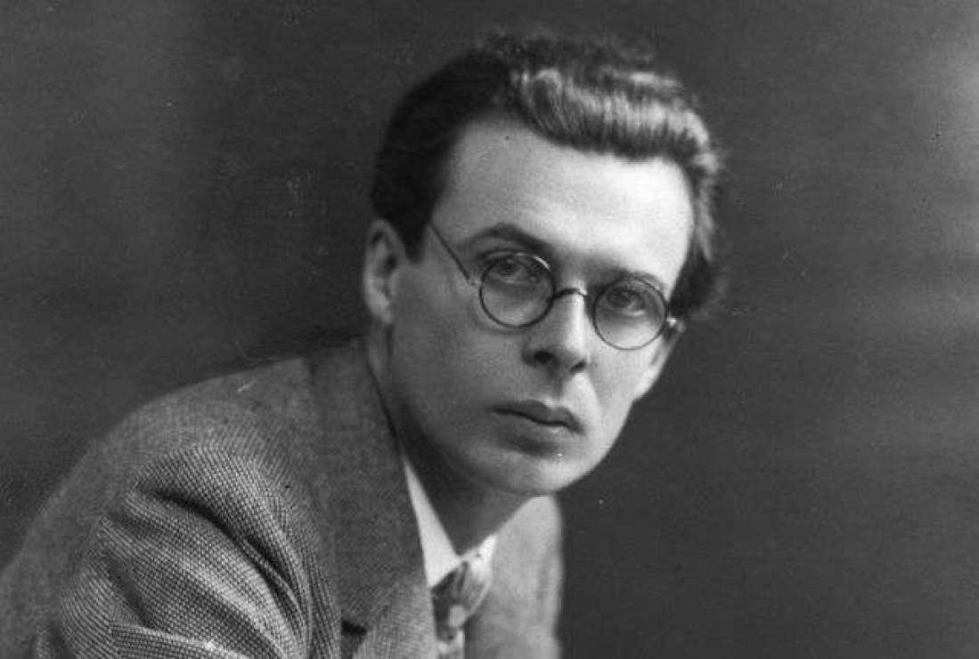 Ο Άλντους Χάξλεϋ (Aldous Leonard Huxley, 26 Ιουλίου 1894 – 22 Νοεμβρίου 1963) ήταν Άγγλος μυθιστοριογράφος και σατιρικός συγγραφέας.