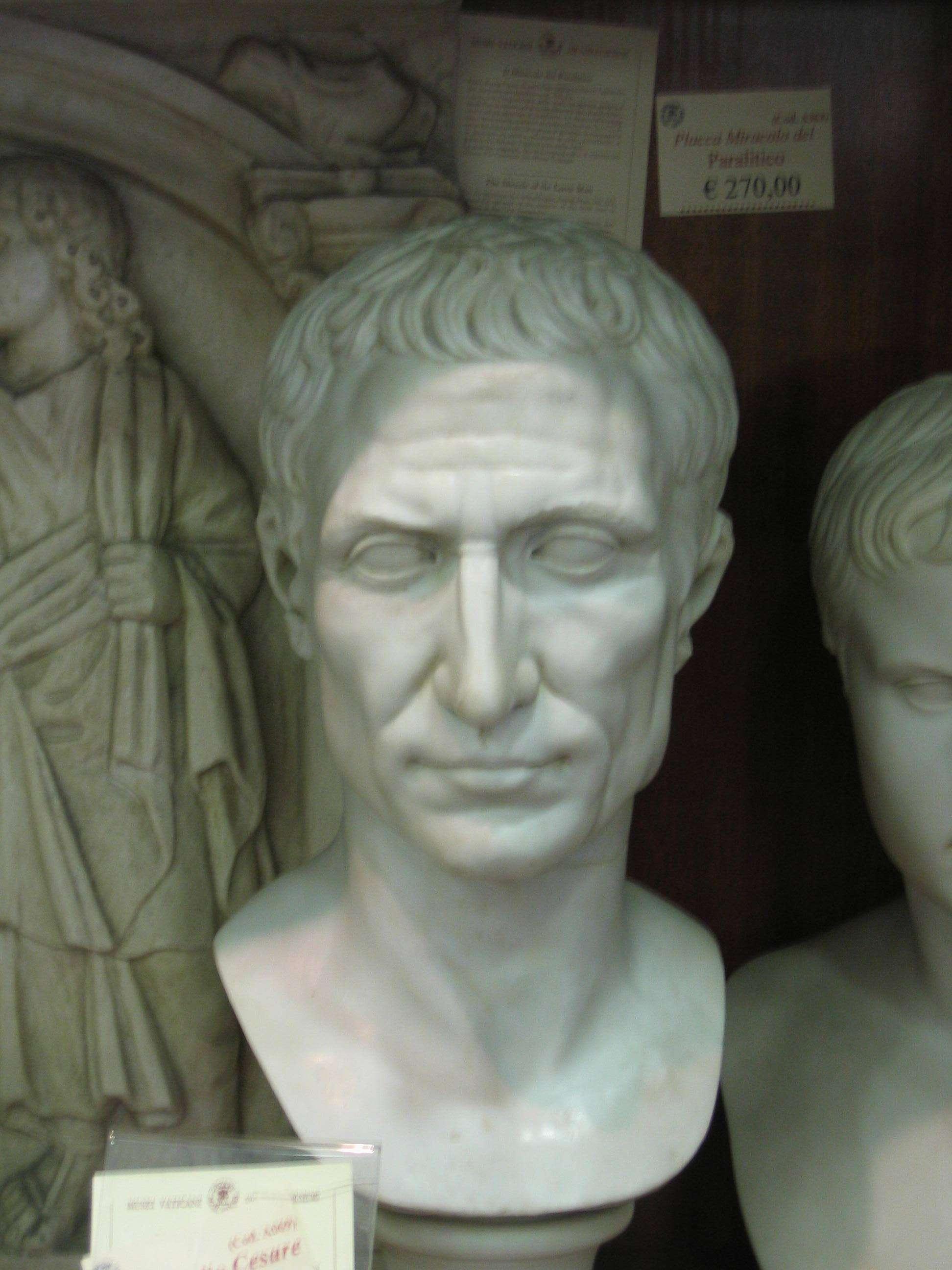 Ο Ιούλιος Καίσαρ (Ι)