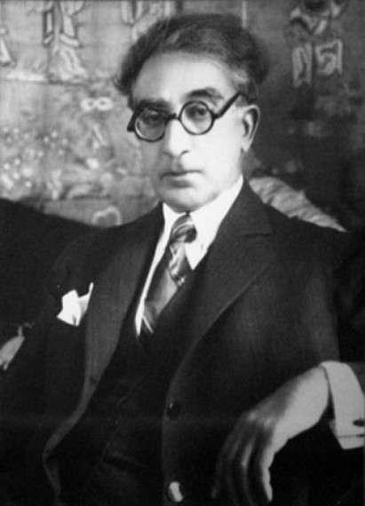 Ο Κωνσταντίνος Καβάφης (29 Απριλίου 1863 - 29 Απριλίου 1933)