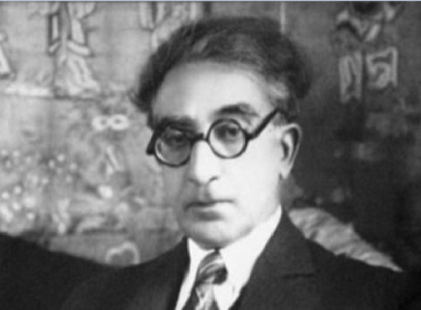 Ο Κωνσταντίνος Καβάφης (29 Απριλίου 1863 – 29 Απριλίου 1933)