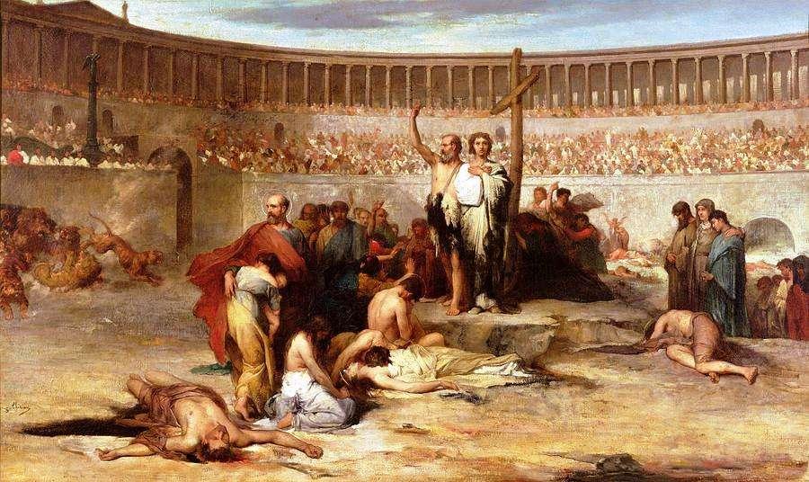 Οι μύθοι των χριστιανικών διώξεων