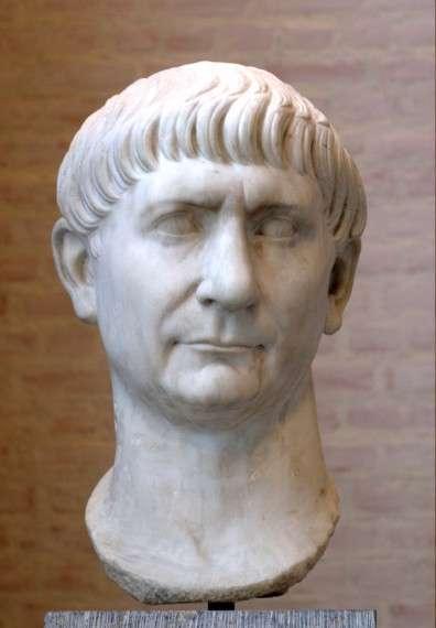 Imperator Caesar Nerva Traianus Divi Nervae filius Augustus;18 September 53 – 9 August 117 AD