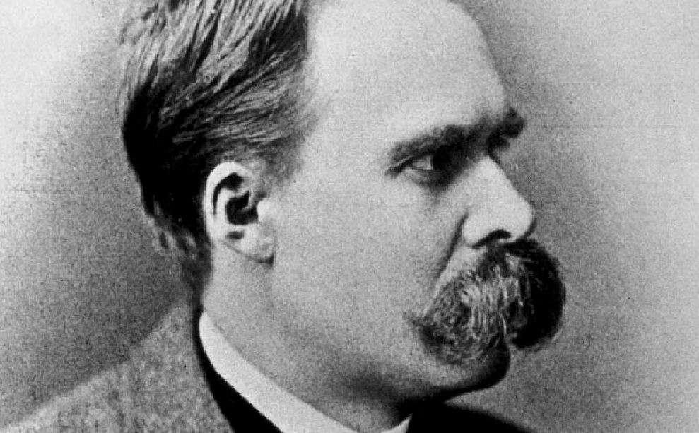 Ο Φρίντριχ Βίλχελμ Νίτσε (γερμ. Friedrich Wilhelm Nietzsche) (15 Οκτωβρίου 1844 - 25 Αυγούστου 1900)