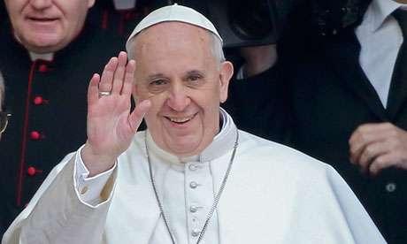 «Είμαι ένας αμαρτωλός» απάντησε ο Πάπας Φραγκίσκος όταν ρωτήθηκε «Ποιος είναι ο Jorge Mario Bergolgio; (το όνομά του πριν γίνει Πάπας)