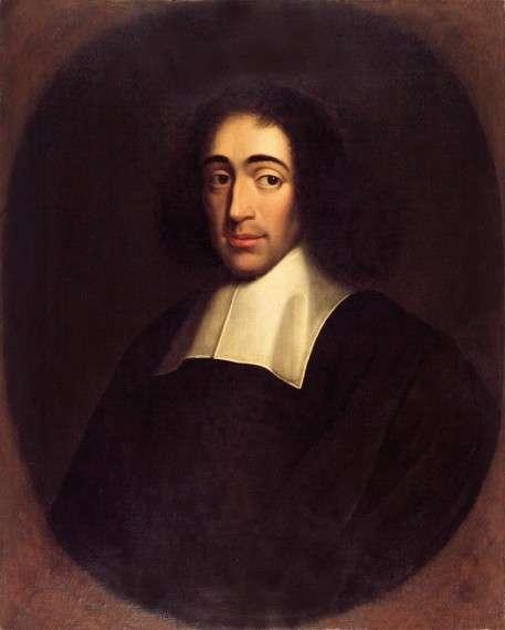 Baruch de Spinoza- πορτρέτο από άγνωστο ζωγράφου, το 1665