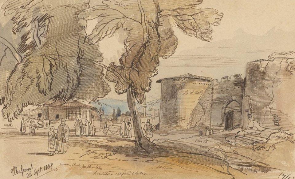 Αλβανία, 1848