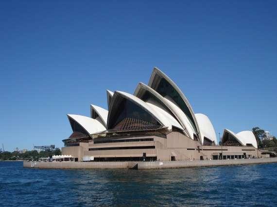 Η όπερα του Σίδνεϊ της Αυστραλίας