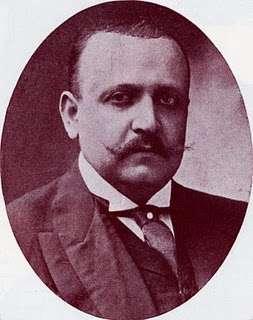 Μπαλτατζής Γεώργιος,υπουργός Εξωτερικών, που αγωνίστηκε για να μην εκλεγεί Πατριάρχης ο Μεταξάκη