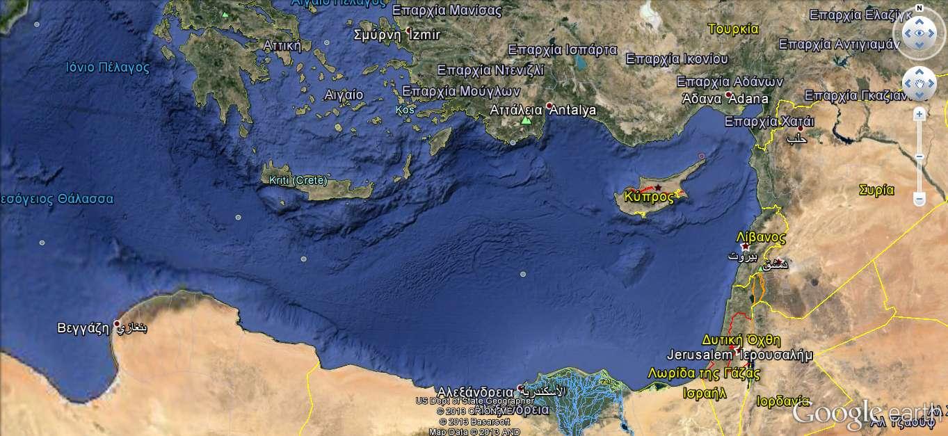 Το γεωπολιτικό περιβάλλον έχει αλλάξει άρδην στη ΝΑ Μεσόγειο και τη Μέση Ανατολή. Είναι προφανές ότι ο απώτερος γεωπολιτικός στόχος είναι η στρατηγική επανασύνδεση Τουρκίας και Ισραήλ, μέσω του ενεργειακού δικτύου, και με σκαλοπάτι-μαξιλάρι την Κύπρο.