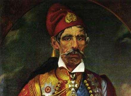 Ο γιος του Θ. Κολοκοτρώνη, Γενναίος