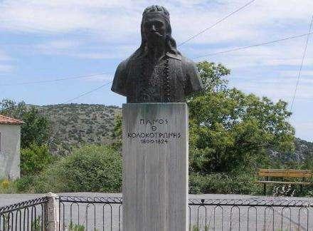 Ο γιος του Θ. Κολοκοτρώνη, Πάνος