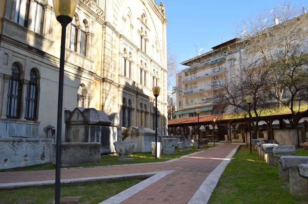 Θεσσαλονίκη, Γενί Τζαμί - 2014
