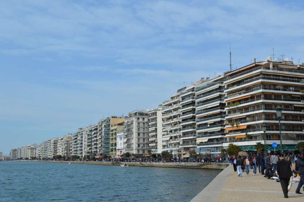 Θεσσαλονίκη - Λευκός Πύργος. Παραλία
