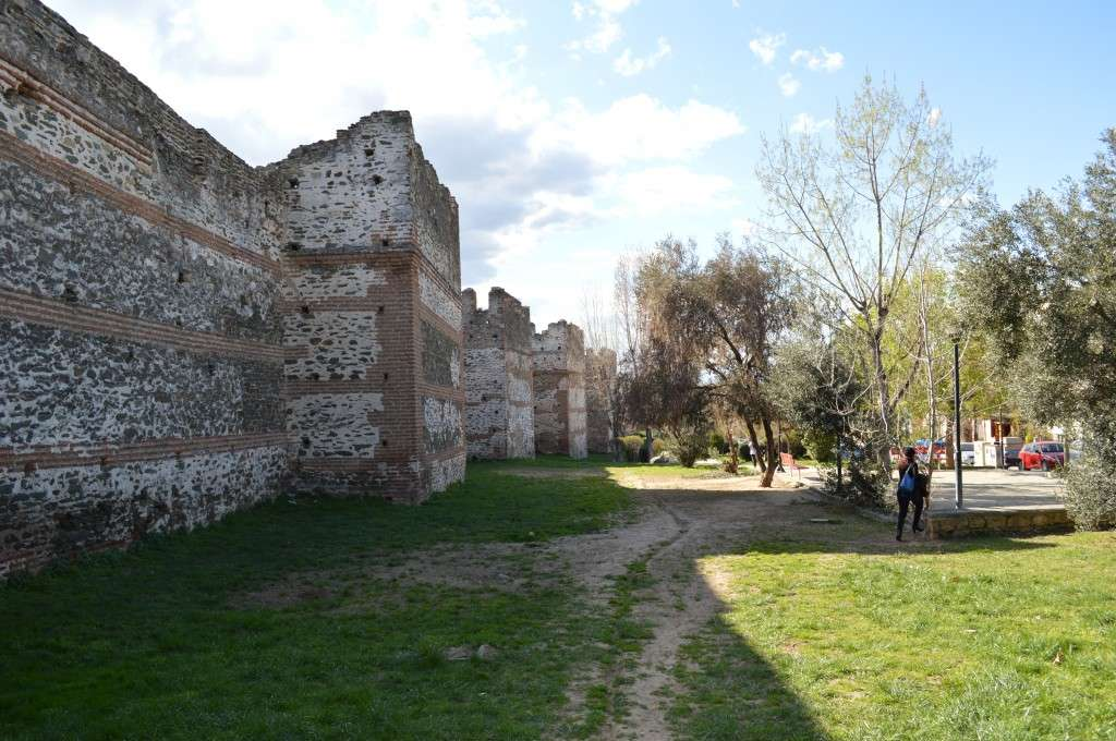 Φωτογραφίες από τα κάστρα της Θεσσαλονίκης