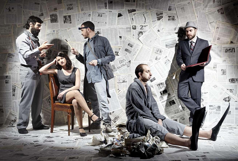 Θέατρο Σημείο, β' σκηνή «Σημείο lab», Χαριλάου Τρικούπη 4 (πρώην ΑΠΛΟ, πίσω από το Πάντειο)