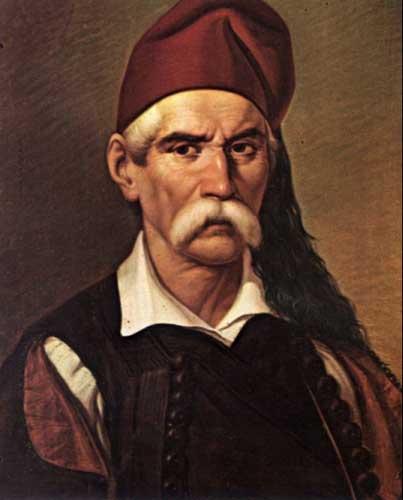 Νικήτας Σταματελόπουλος ή Νικηταράς ο Τουρκοφάγος (1782-1849)