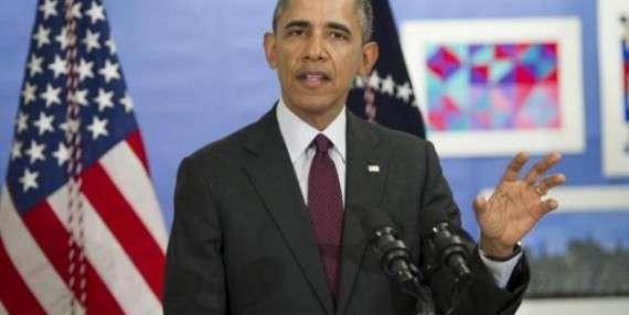 Ο πρόεδρος των ΗΠΑ Μπαράκ Ομπάμα υποστήριξε σήμερα ότι οι δηλώσεις του Ρώσου ομολόγου του Βλαντίμιρ Πούτιν για το θέμα της Κριμαίας δεν ξεγελούν κανέναν και προειδοποίησε ότι η Μόσχα, με την επέμβασή της στην Ουκρανία, κινδυνεύει να αποδυναμώσει τη θέση της στην περιοχή