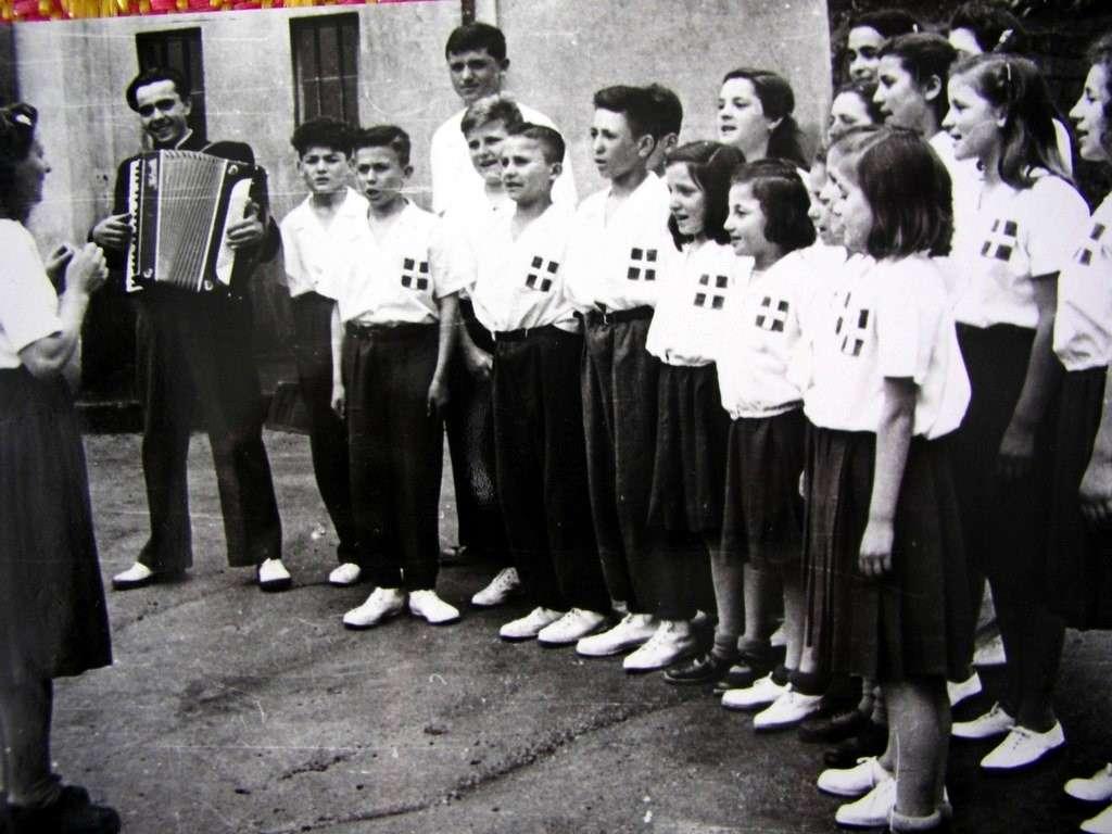 Παιδιά στην Τσεχοσλοβακία