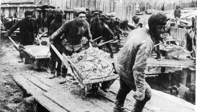 Τα Γκουλάγκ υπήρξαν στρατόπεδα καταναγκαστικής εργασίας