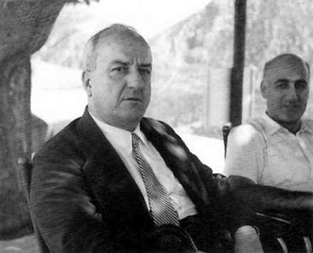 Ο Γιώργος Κατσίμπαλης (Αθήνα 1899 - Αθήνα 1978)