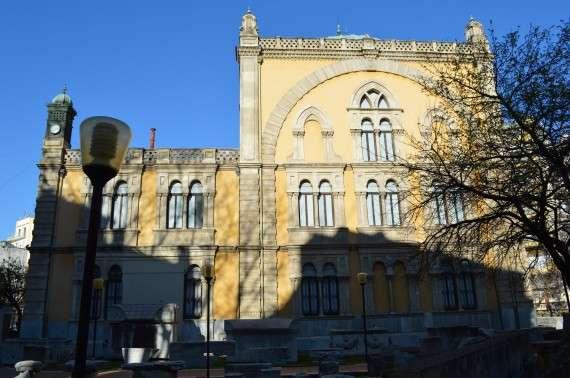 Θεσσαλονίκη, Γενί Τζαμί ή τζαμί των Ντομνέδων - 2014