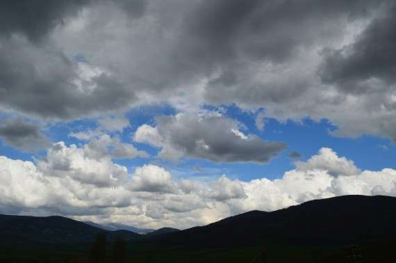 Σύννεφα στο Μόκρο (1.150μ)